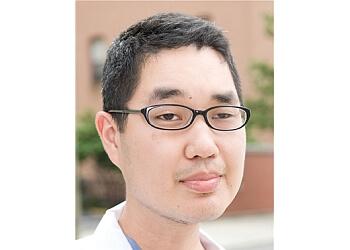 Jersey City podiatrist Dr. Edward Tjoe, DPM