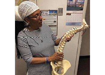 Newark chiropractor Dr. Elaine Asyah Aquil, DC