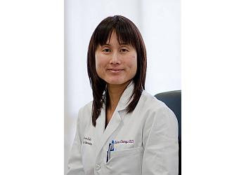 San Jose pediatric optometrist Dr. Elaine Chung, OD, FAAO
