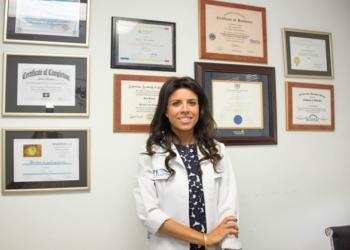 Miami eye doctor Dr. Elise Kramer, OD, FAAO