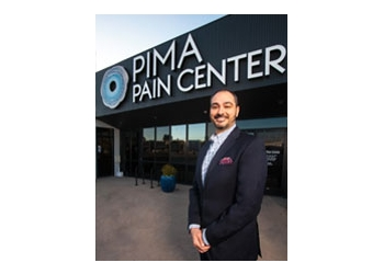 Tucson pain management doctor Emil H. Annabi, MD