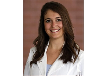 Olathe pediatric optometrist Dr. Emily Enright, OD