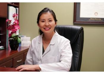 Baltimore dentist Dr. Emily Lin, DDS, DMD