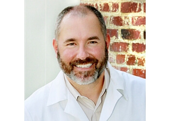 Raleigh orthodontist Dr. Eric Campbell, DDS