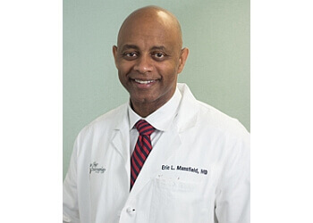 Fayetteville ent doctor Dr. Eric L. Mansfield, MD