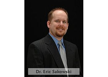 Las Vegas chiropractor Dr. Eric Sakowski, DC