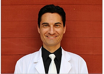 Pomona eye doctor Dr. Eric Verret, OD