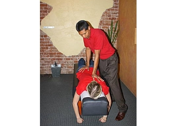 Tucson chiropractor Dr. Eric Vindiola, DC