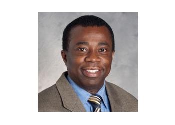 Indianapolis endocrinologist Dr. Ernest O. Asamoah, MD