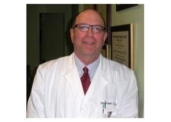 New York podiatrist Dr. Ernest Levi, DPM