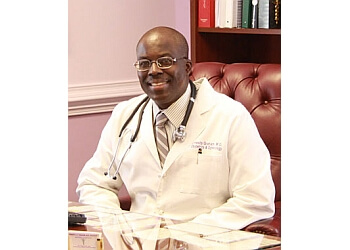 Fayetteville gynecologist Dr. Ernesto J. Graham, MD