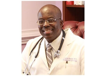 Fayetteville gynecologist Dr. Ernesto J. F. Graham, MD, PA