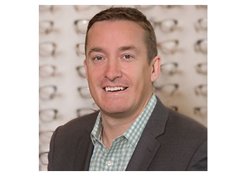 Des Moines pediatric optometrist Dr. Ethan E. Huisman, OD, FAAO