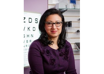 Fort Wayne pediatric optometrist Dr. Faheemah Saeed, OD