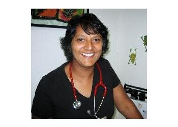 Vallejo pediatrician Dr. Fatma Shanee Martin, MD, FAAP
