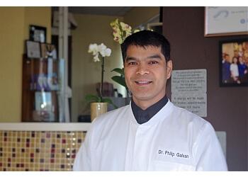 Vallejo cosmetic dentist Dr. Felipe H. Galvan, DDS