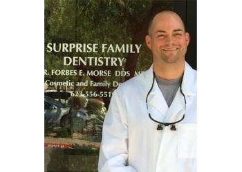 Surprise dentist Dr. Forbes Morse, DDS