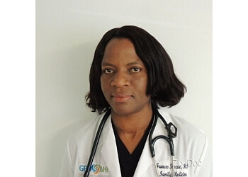 Buffalo primary care physician Frances Ilozue, MD