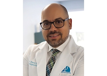 Miami psychologist Frank Perez-Verdecia, Psy.D