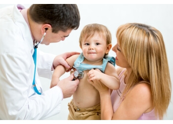 Des Moines pediatrician Dr. Frederick C. Aldrich, MD
