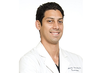 Hialeah neurosurgeon Gabriel Widi MD, MHS