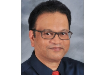 Little Rock endocrinologist Ganesh K.V. Nair, MD, CCD, FACP, FACE