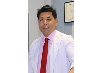 Anaheim eye doctor Dr. Garrett Wada, OD