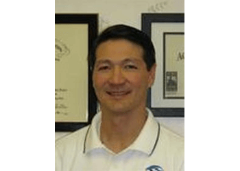 Escondido pediatric optometrist Dr. Garrick T. Sit, OD