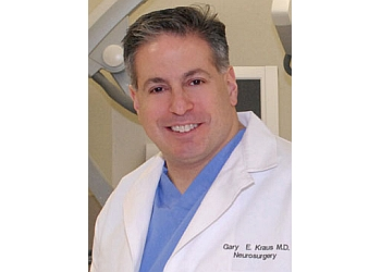 Houston neurosurgeon Dr. Gary E. Kraus, MD