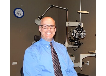 Lakewood pediatric optometrist Dr. Gary S. Holtzman, OD