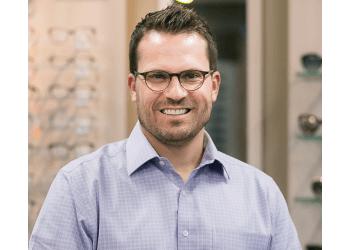 Rochester pediatric optometrist Dr. Gary Ty Huber, OD