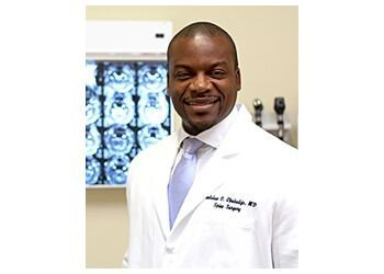 Jersey City orthopedic Dr. Gbolahan O. Okubadejo, MD