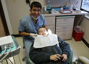 Elizabeth kids dentist Dr. Geoffrey Gonzales, DDS