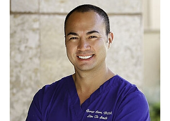 Tempe cosmetic dentist Dr. George Carr, DDS