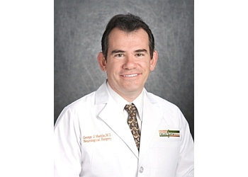 El Paso neurosurgeon George J. Martin, MD, FAANS