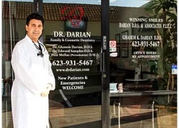 Glendale dentist Dr. Ghasem K. Darian, DDS