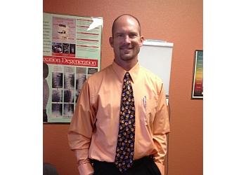 Reno chiropractor Dr. Glenn R. Levy, DC