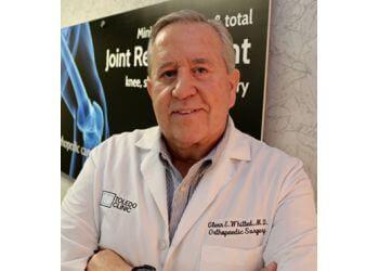 Toledo orthopedic Dr. Glenn Whitted MD