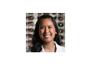 San Bernardino pediatric optometrist Dr. Glorilyn Tamano Fletcher, OD
