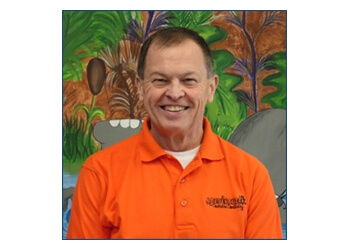 Dayton kids dentist Dr. Gordon Womack DDS