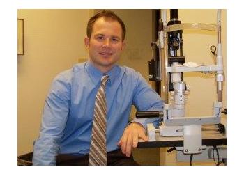 Wichita pediatric optometrist Dr. Greyson Barger, OD