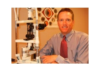 Kansas City eye doctor Dr. Jeff Grimes, OD