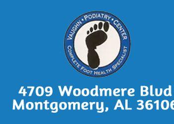 Montgomery podiatrist Dr. Hadryan H. Vaughn, DPM - VAUGHN PODIATRY CENTER, P.C.