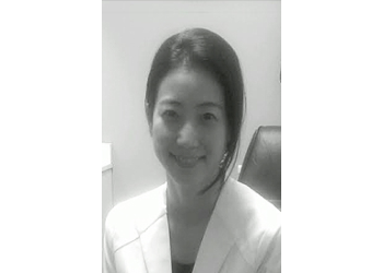 Tacoma pediatric optometrist Dr. Hannah Yoon, OD