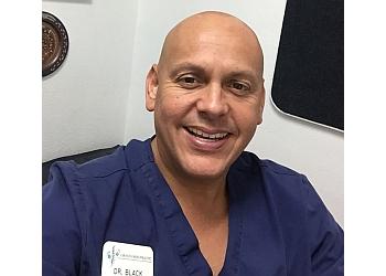 Santa Ana chiropractor Dr. Harold S. Black, DC