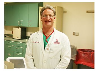 Virginia Beach cardiologist Harry Kanter, MD