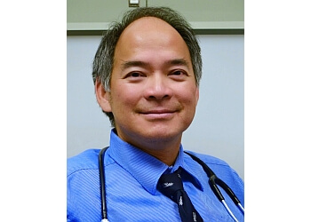 San Antonio endocrinologist Dr. Harry L. Uy, MD, FACE