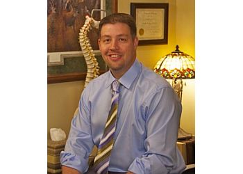 Lexington chiropractor Dr. Heath Gallentine, DC