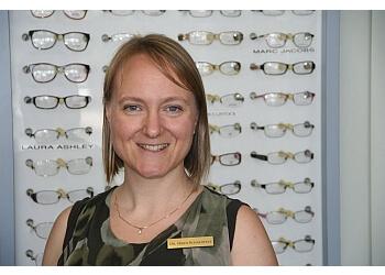 Sacramento pediatric optometrist Dr. Heidi L. C. Schauffele, OD