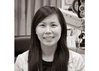 Aurora pediatric optometrist Dr. Hellen Yun, OD
